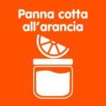 Panna cptta arancia