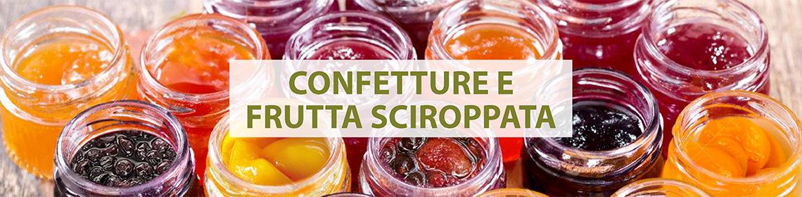 Confetture e Frutta Sciroppata